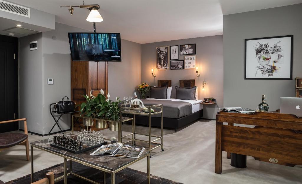 هتل سینا آنکارا