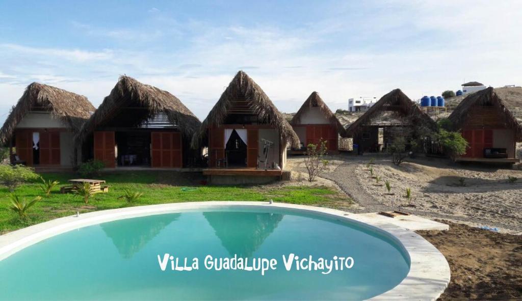 Villa Guadalupe Vichayito