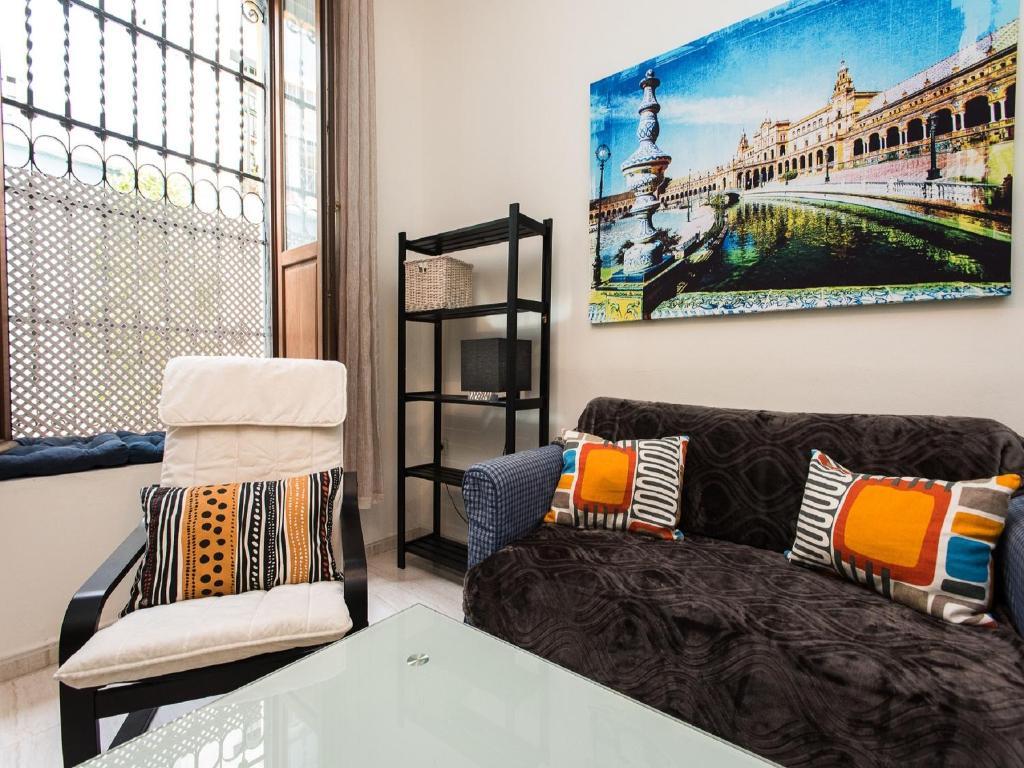 Apartamento sevilla centro espa a sevilla for Alojamiento barato en sevilla centro