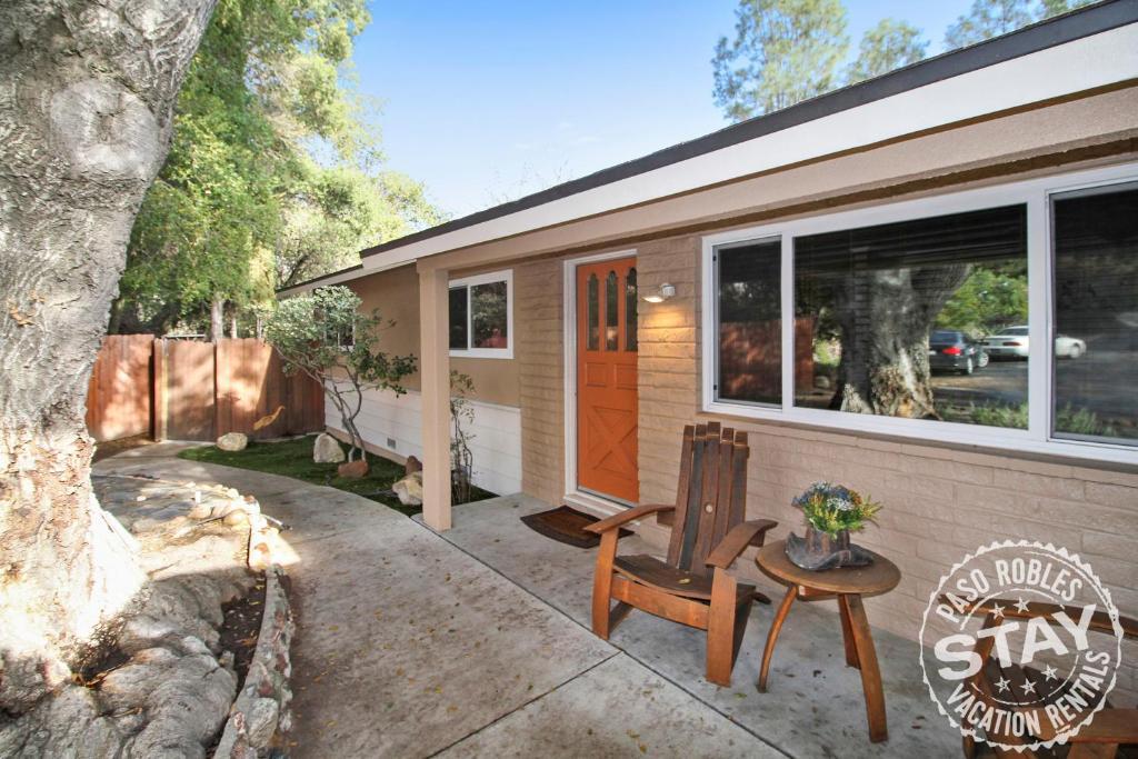 Casa de vacaciones Western Woodland 100 (EE.UU. Paso Robles ...