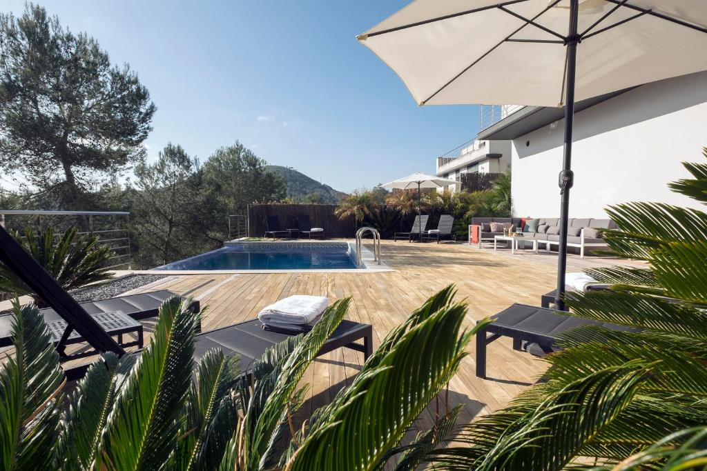 Villa Mila (España Olivella) - Booking.com