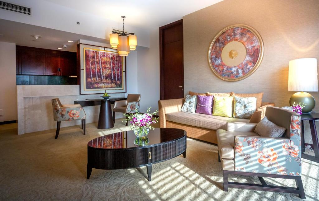 Dusit Thani Dubai (los Emiratos Árabes Unidos Dubái) - Booking.com