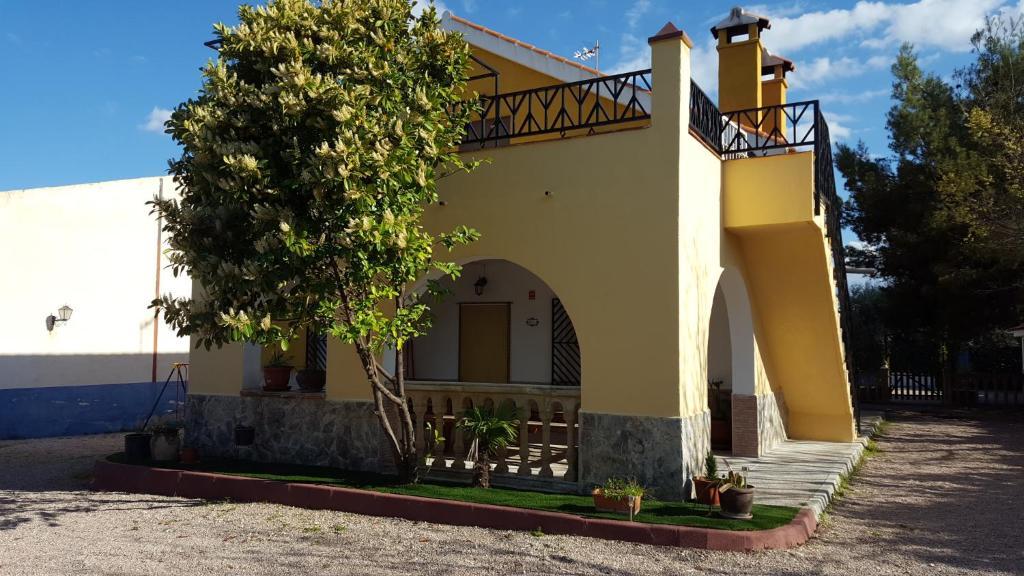 Casa de campo la rotova espa a moratalla - Hoteles casa de campo madrid ...