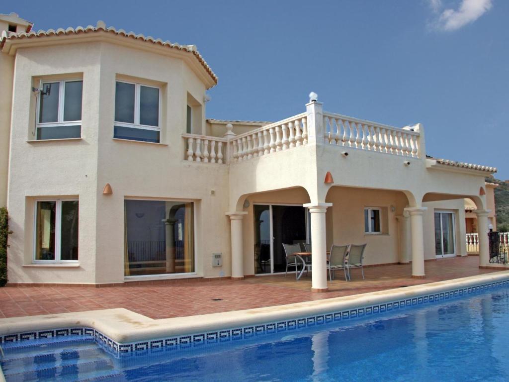 Booking.com: Villa Vistamar , Benitachell, Spanje . Boek nu ...