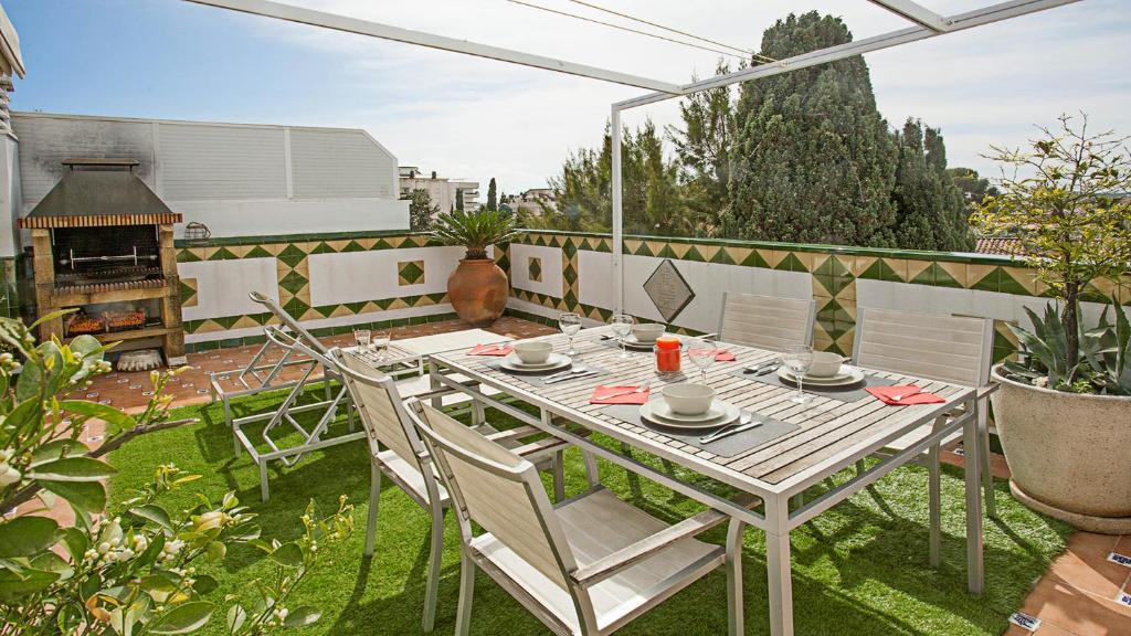Departamento Beach Penthouse (España Sitges) - Booking.com