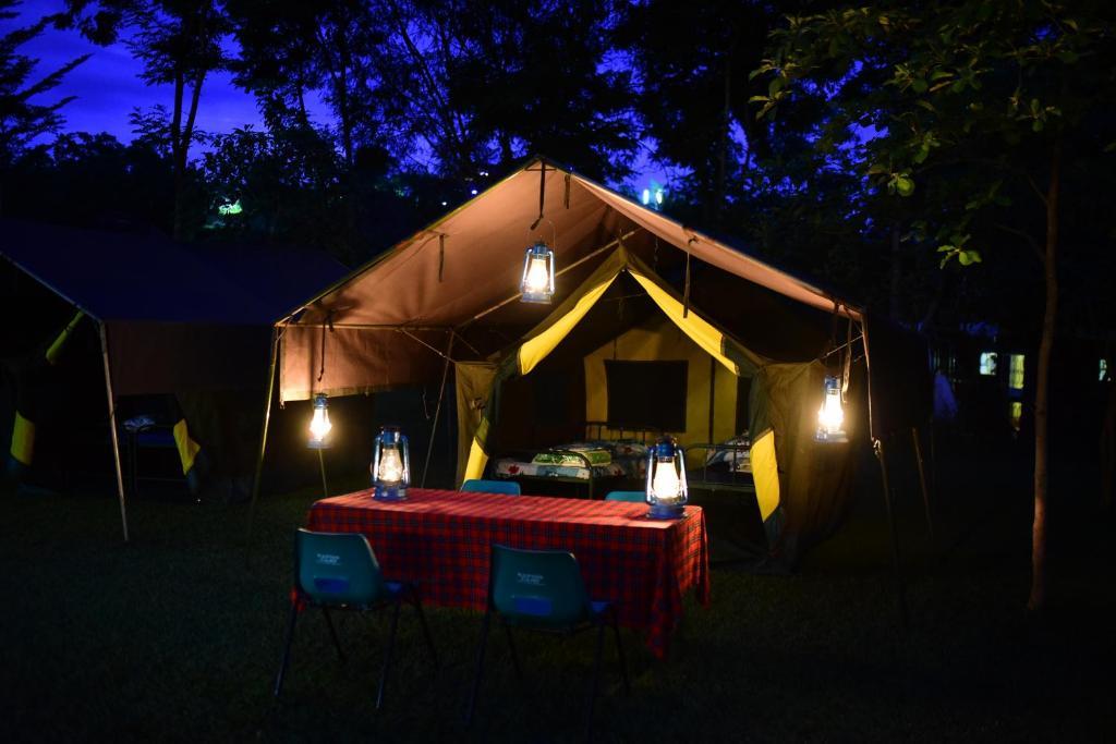 Rapids Camp