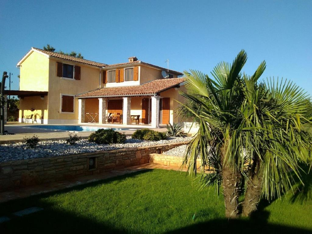 villa venezia croacia svetvin enat. Black Bedroom Furniture Sets. Home Design Ideas