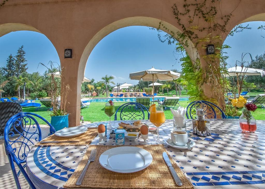 Villa Marco Au jardin des senteurs (Marruecos Marrakech) - Booking.com