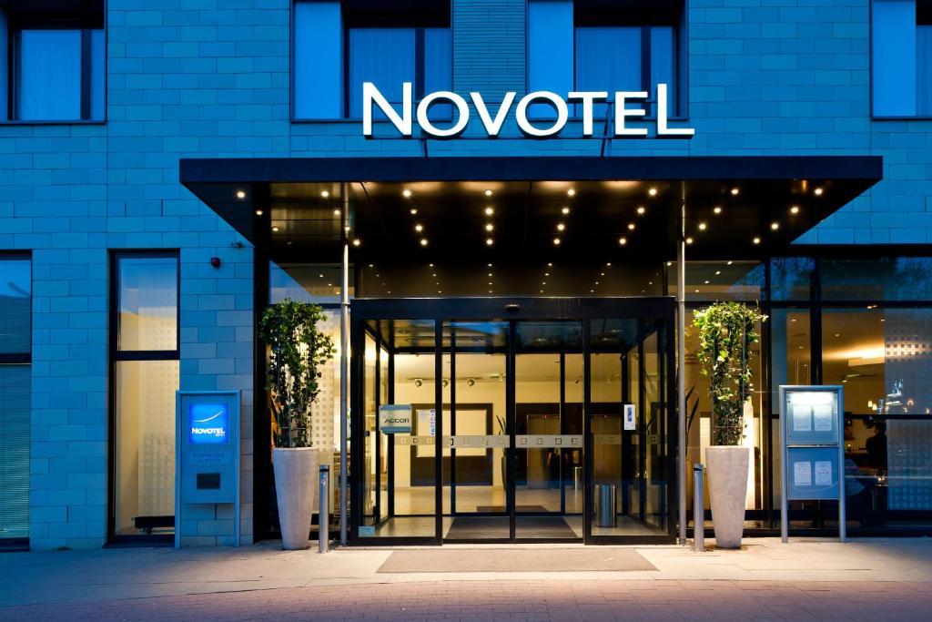 Hotel Novotel Hamburg Alster Bewertung