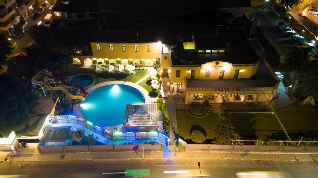 Hotel de Turistas Camana