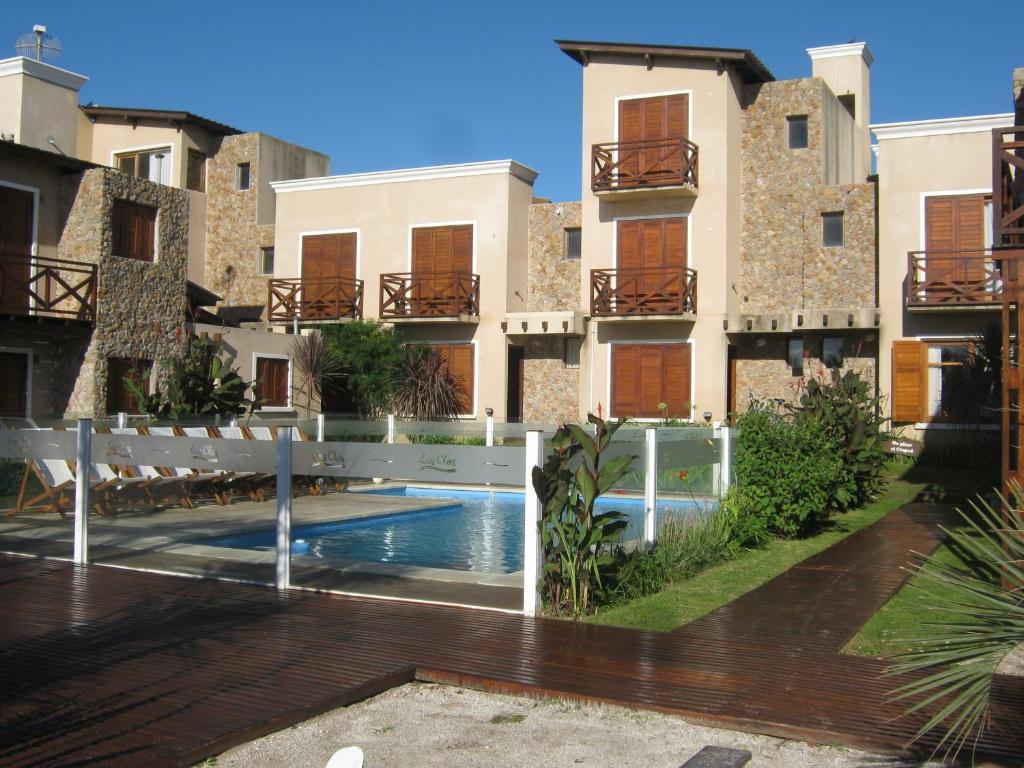 Aparthotel complejo las olas argentina la lucila del mar for Aparthotel jardin del mar