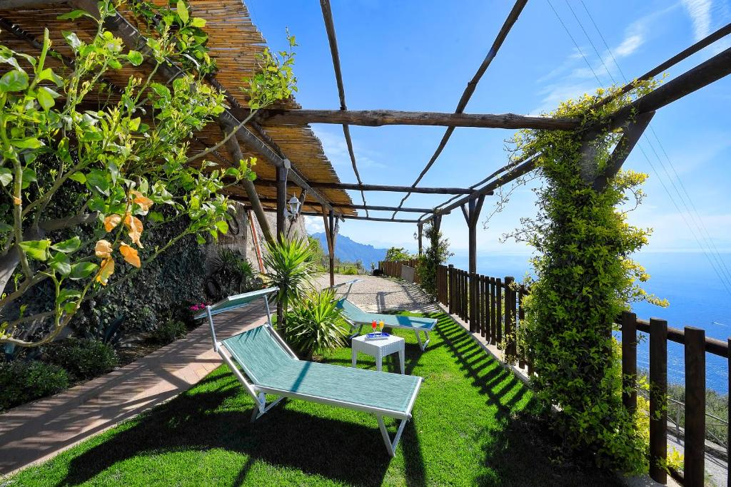 Casa de vacaciones La casa del \'600 Holiday House Amalfi Coast ...