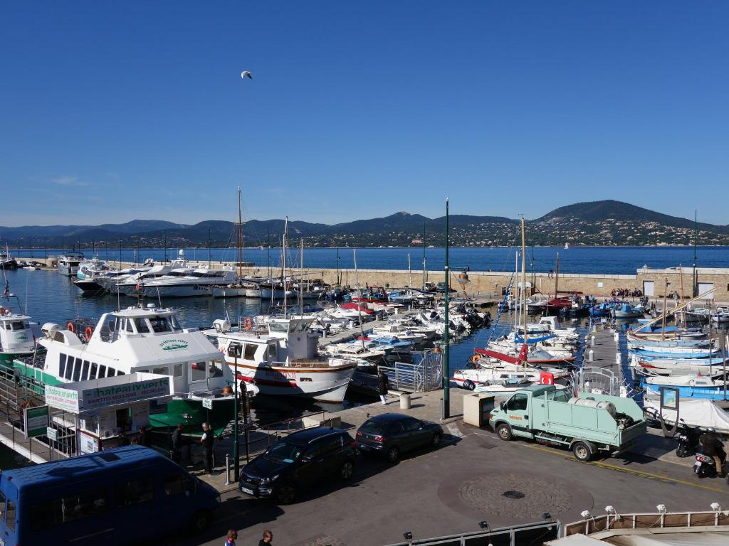 الشقق Port De Saint Tropez فرنسا سانت تروبيز Bookingcom