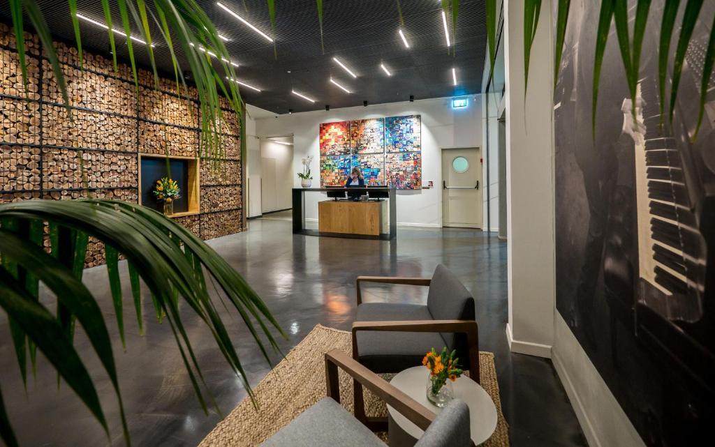 מתקדם La Cappella Business Boutique Hotel, חיפה – מחירים מעודכנים לשנת 2019 LX-68