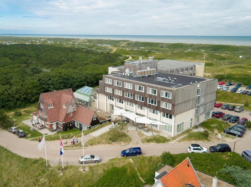 منظر Grand Hotel Opduin من الأعلى