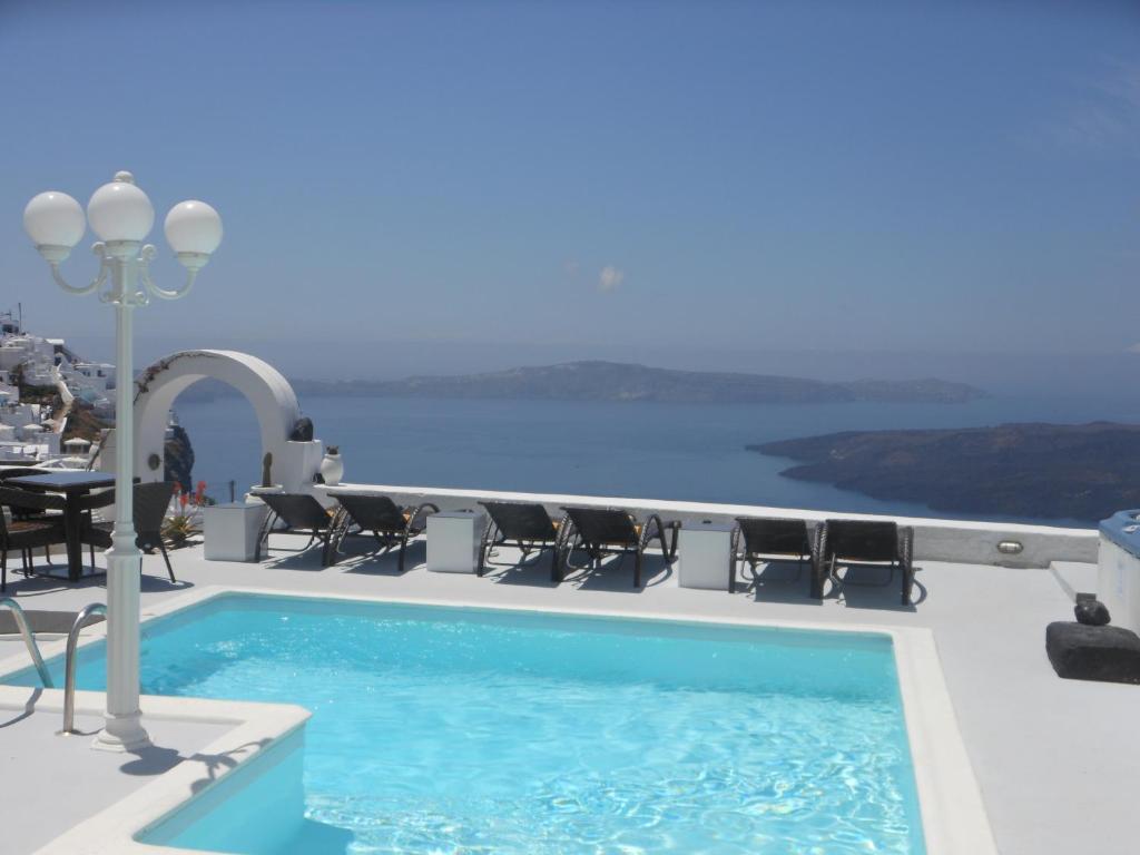 Nomikos Villas Hotel Santorini