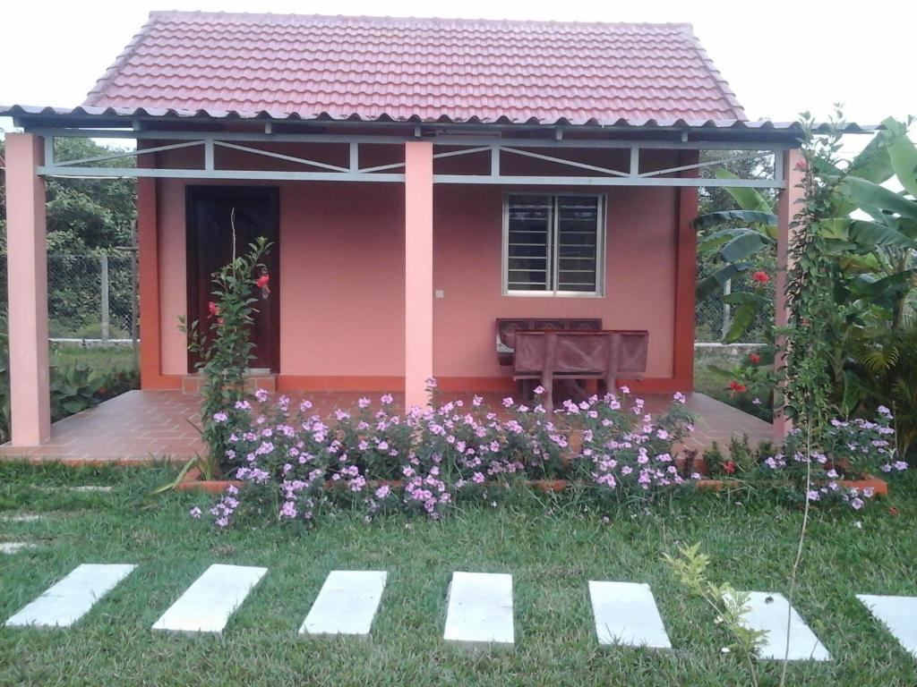 casa de temporada le jardin camboja kampot