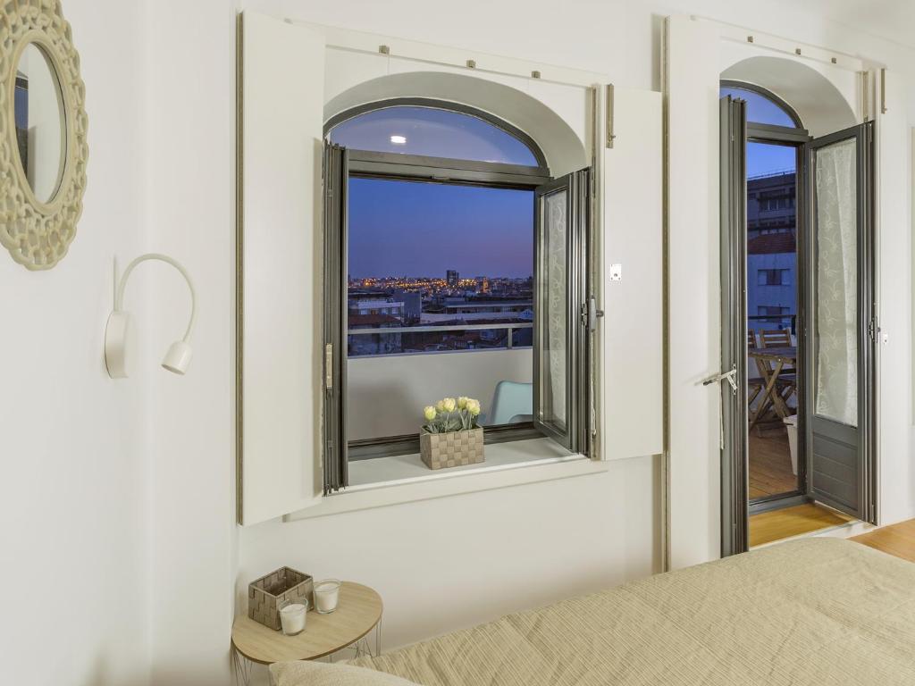 Apartamento oporto rooftop 845 portugal porto - Booking oporto apartamentos ...