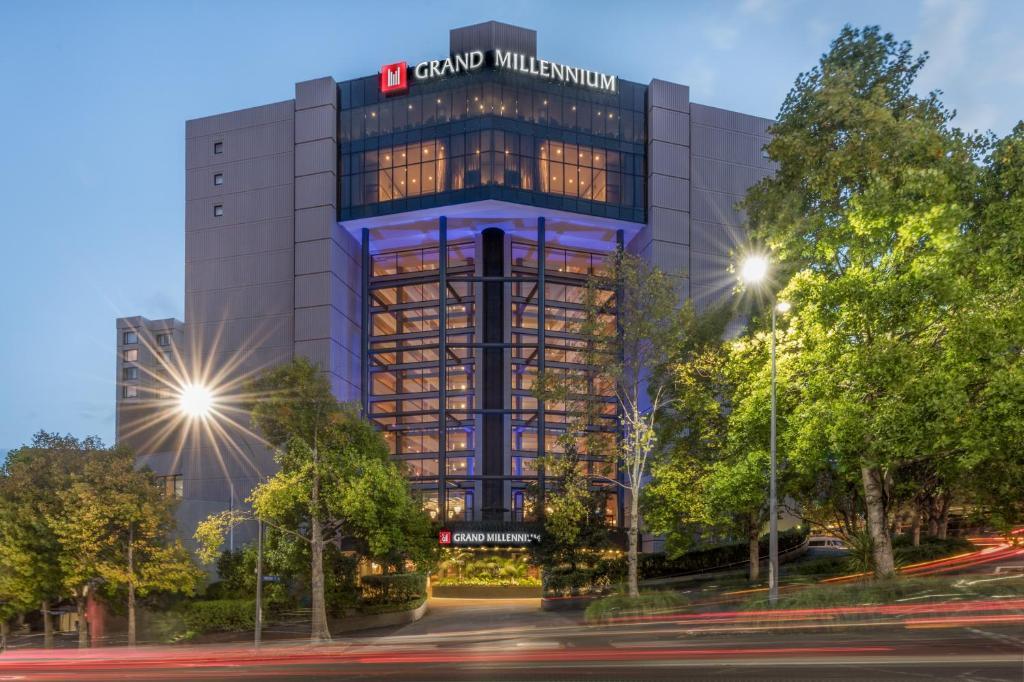 Hotel Grand Millennium Auckland (Nueva Zelanda Auckland) - Booking.com