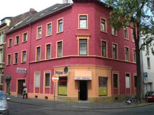 Central hotel offenbach deutschland offenbach for Hotel offenbach