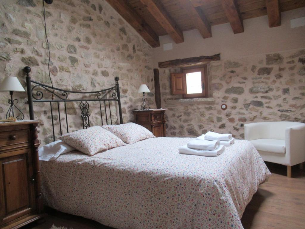 Casa de campo La Casa de Benita (España La Velilla ...