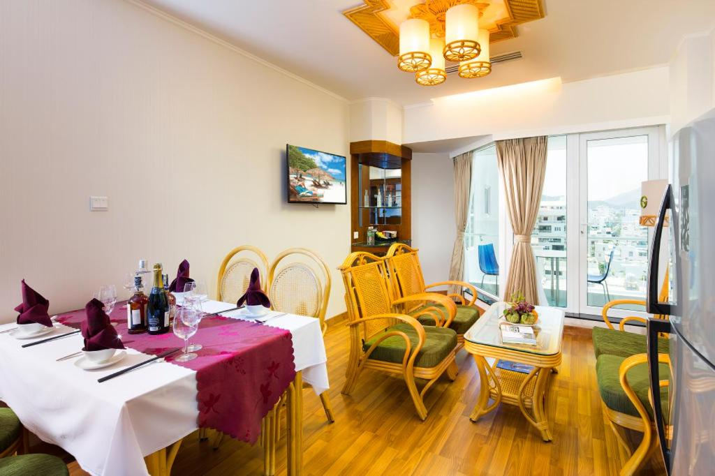 Green World Nha Trang Apartment