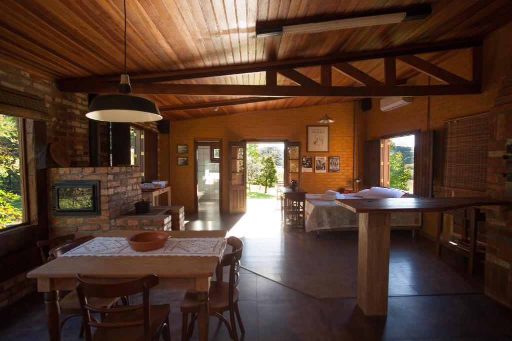 Casa de vacaciones loft rustico no campo brasil garibaldi - Casa y campo rustico ...