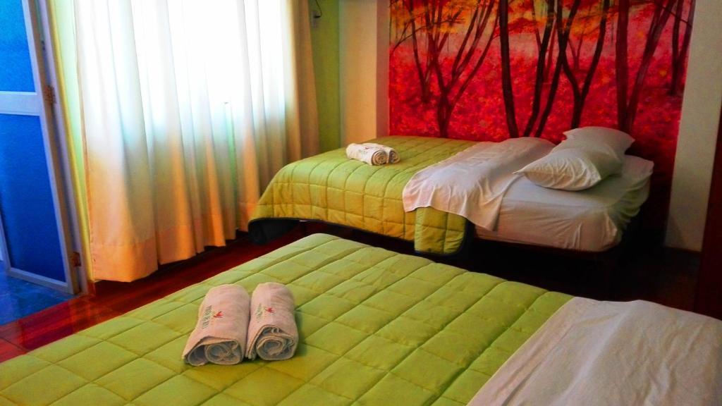 La Posada del Rey - Lima Airport Hostel