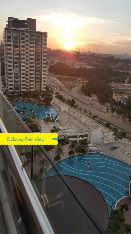 Sha's Dwiputra Private Suite ( Putrajaya City HUB)