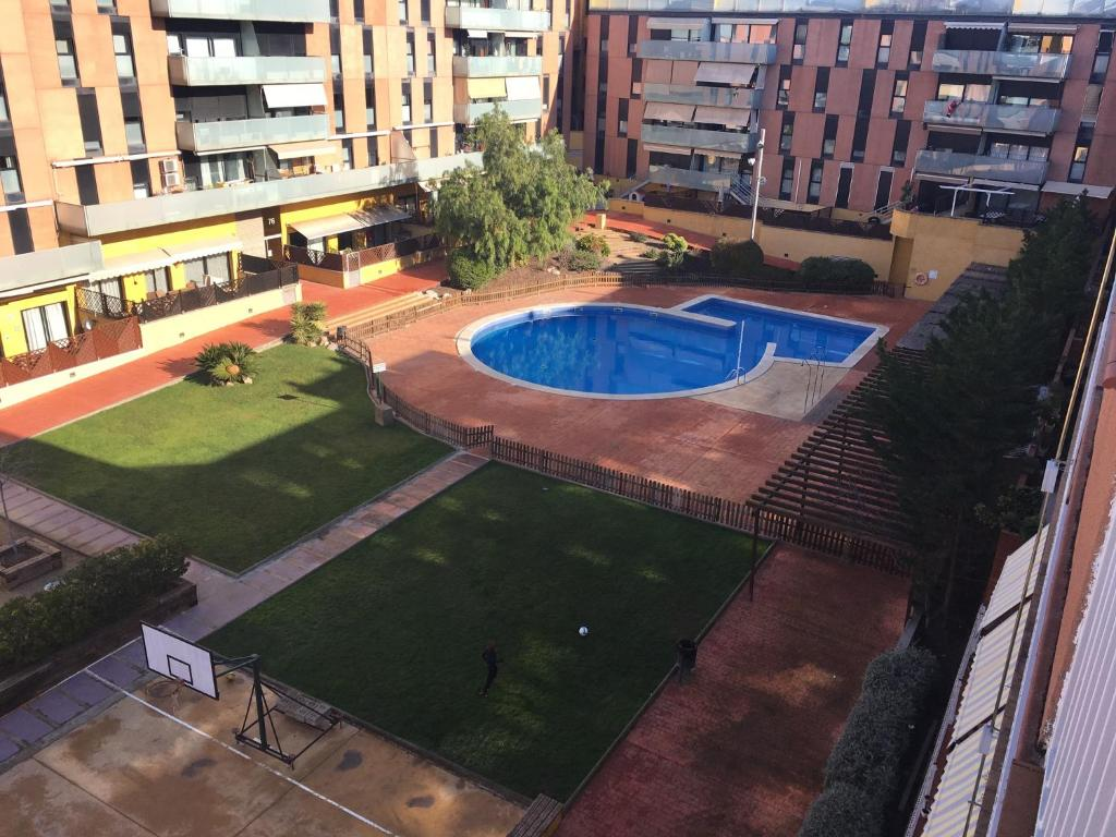 Apartment Carrer dels Voluntaris (España Terrassa) - Booking.com