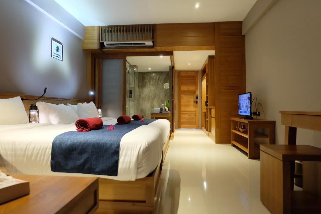 Koh Ma Beach Resort (Tailandia Mae Haad) - Booking.com