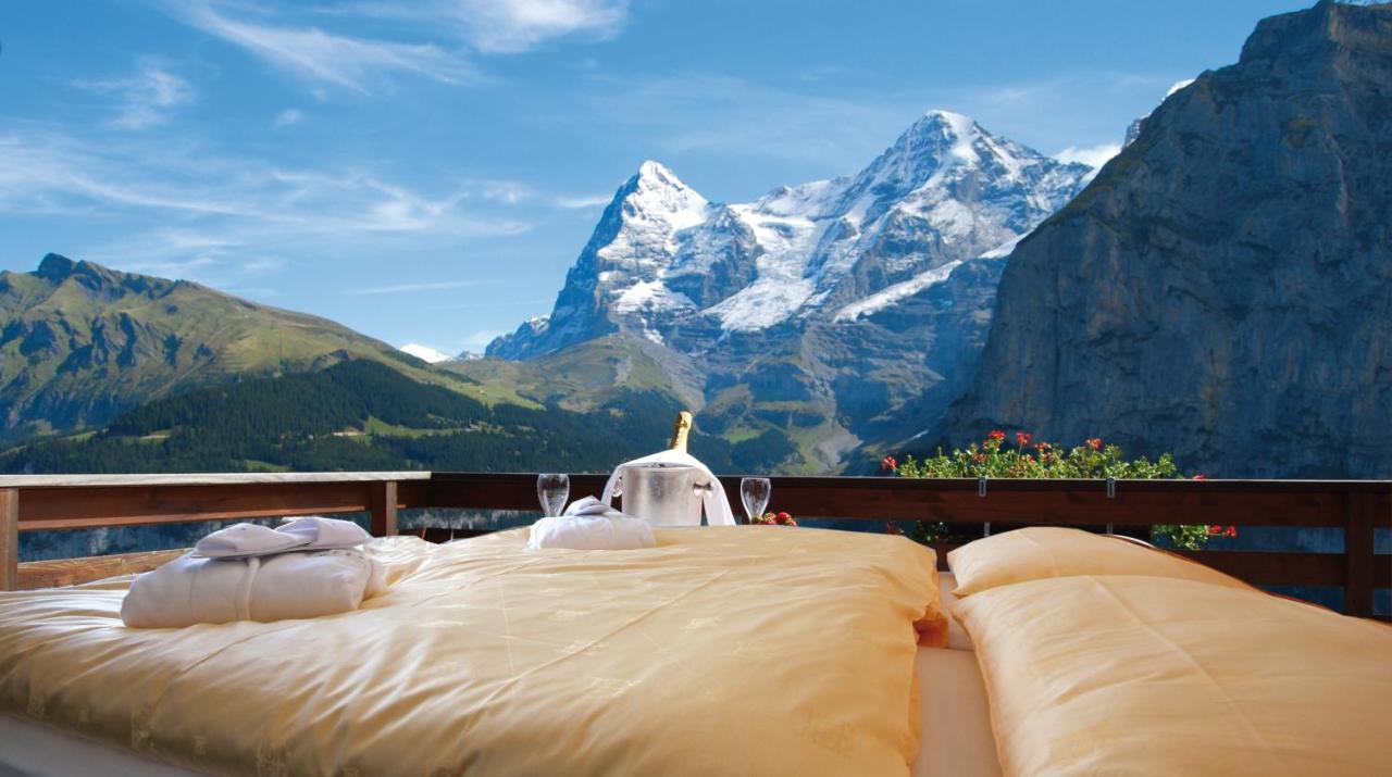 Eiger swiss quality hotel sua mrren booking reheart Images
