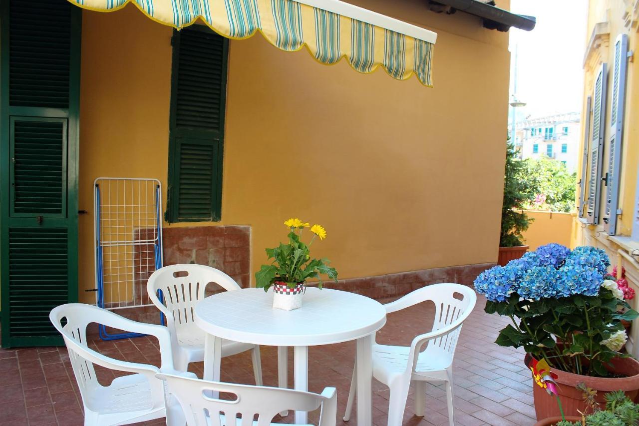 Casa De Vacaciones Terrazza Cinque Terre Italia La Spezia