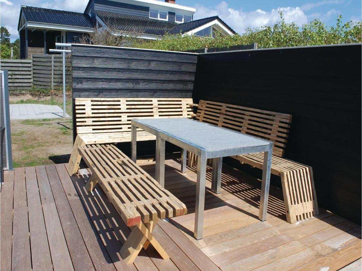 Holiday Home Hvidkl Vervej Ebeltoft Xi Dinamarca Ebeltoft  # Jutlandia Muebles