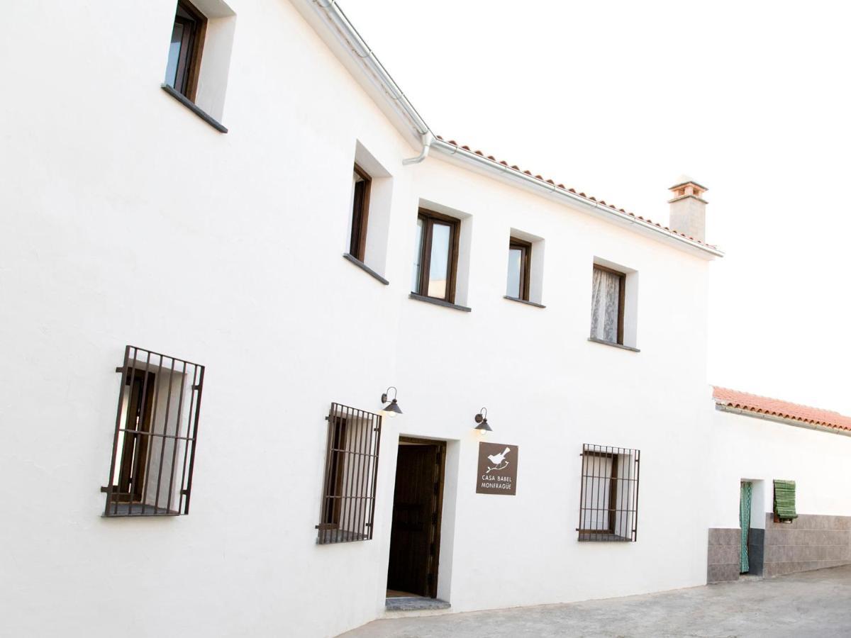 Casa de campo Casa Babel Monfragüe (España Torrejón el Rubio ...
