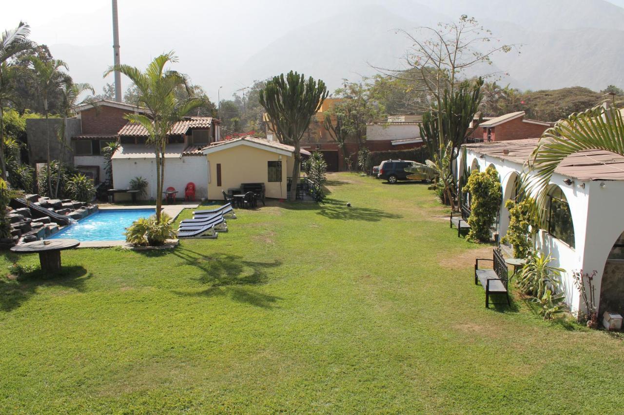 Hotel Arantza Suites (Peru Chaclacayo) - Booking.com