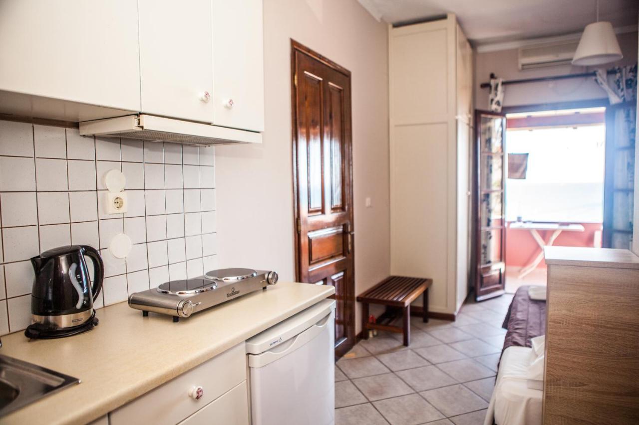 Eleana apartments and studios (Grécia Agios Georgios Pagon ...