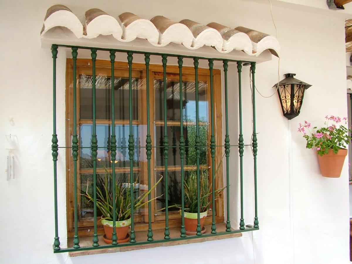 Casa de temporada Finca Viña (Espanha Canillas de Albaida ...