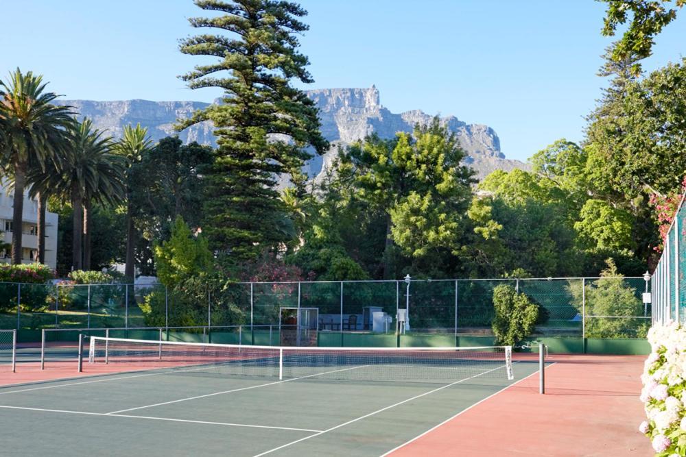 Mount Nelson Hotel Tennis Court