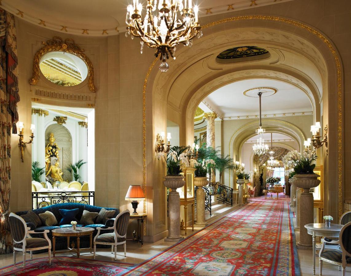 Hotéis de luxo para brasileiros: The Ritz London