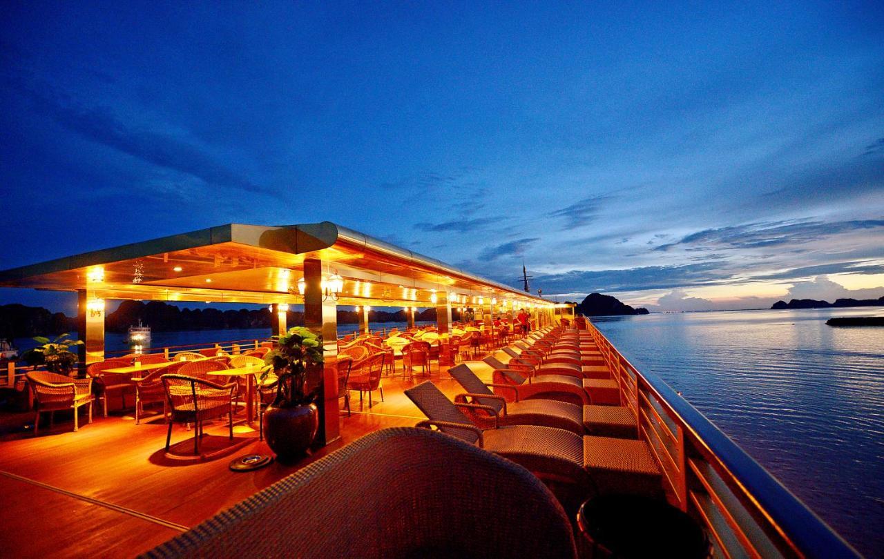 Kết quả hình ảnh cho du thuyền golden cruise