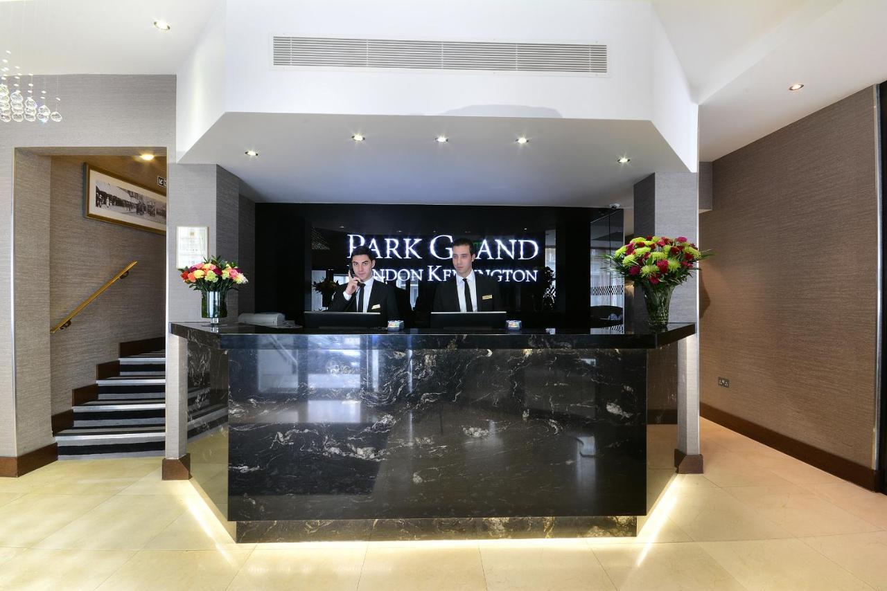 Hotéis para Brasileiros: Park Grand London Kensington