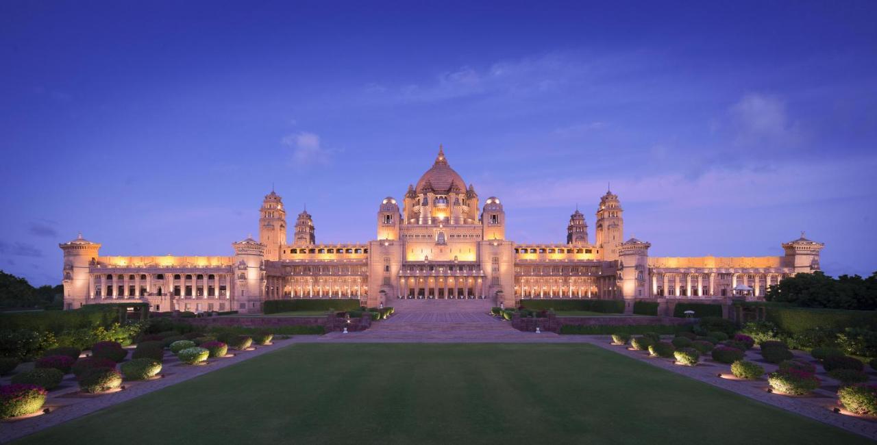 نتيجة بحث الصور عن قصر أوميد بهاوان Umaid Bhawan.