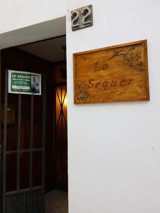 Casa de temporada Lo Sequer (Espanha Granja de Escarpe ...