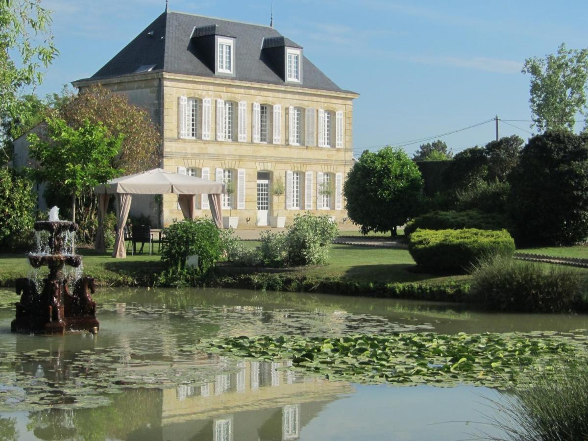 chateau beau jardin gaillan