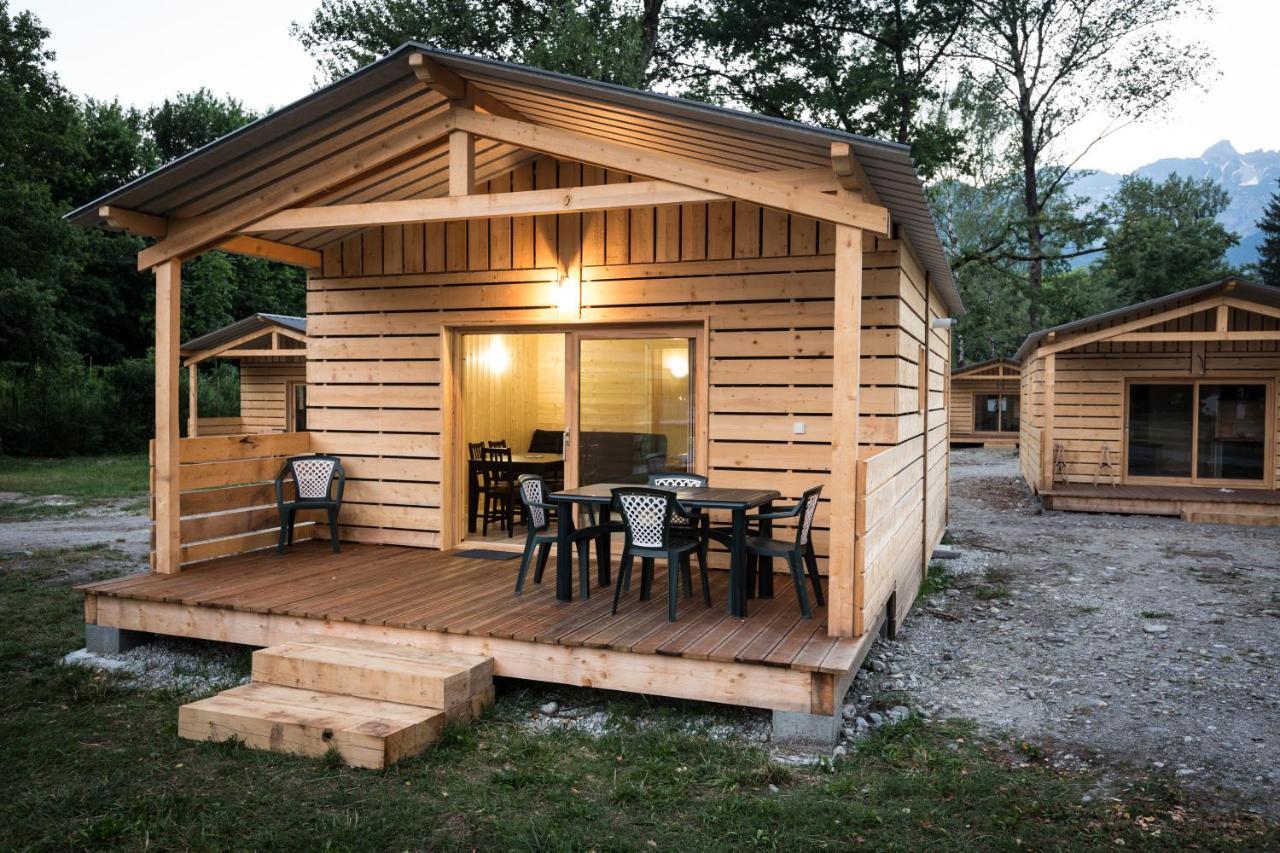 Village Mont Blanc - Camping LEcureuil (Francia Sallanches) - Booking.com