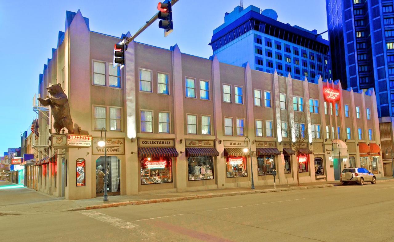 Historic Anchorage Hotel (EUA Anchorage) - Booking com