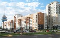 Apartments Novii mir, Baiterek