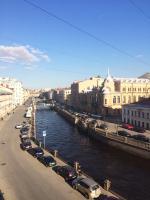 Апартаменты на канале Грибоедова.