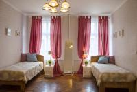 Two bedrooms apartment in the city center